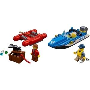 Конструктор Lego City Police Погоня по горной реке