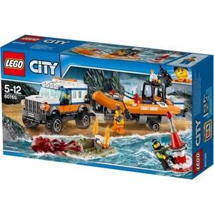 Конструктор Lego City Внедорожник 4х4 команды быстрого реагирования