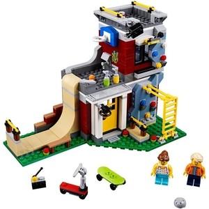 Конструктор Lego Creator Скейт-площадка (модульная сборка)