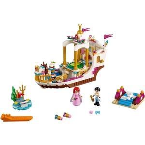 Конструктор Lego Disney Princess Королевский корабль Ариэль