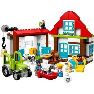 Конструктор Lego Duplo Town День на ферме