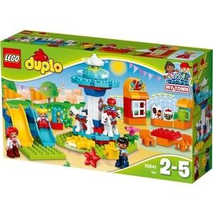 Конструктор Lego Duplo Семейный парк аттракционов