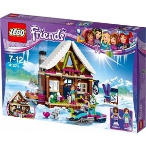 Конструктор Lego Friends Горнолыжный курорт: шале
