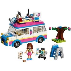 Конструктор Lego Friends Передвижная научная лаборатория Оливии