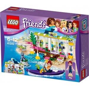 Конструктор Lego Friends Сёрф-станция