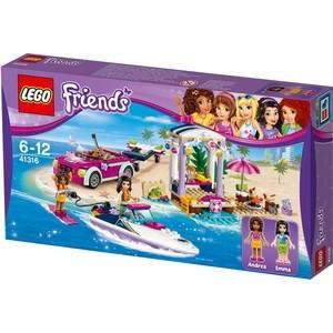 Конструктор Lego Friends Скоростной катер Андреа