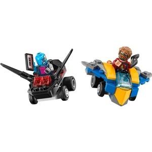 Конструктор Lego Super Heroes Mighty Micros: Звёздный Лорд против Небулы