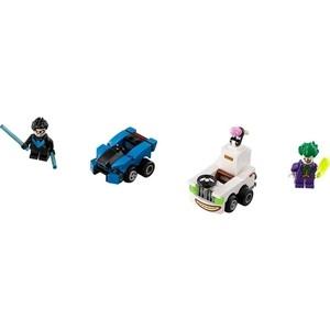 Конструктор Lego Super Heroes Mighty Micros: Найтвинг против Джокера