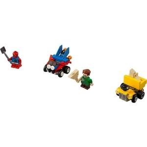 Конструктор Lego Super Heroes Mighty Micros: Человек-паук против Песочного человека
