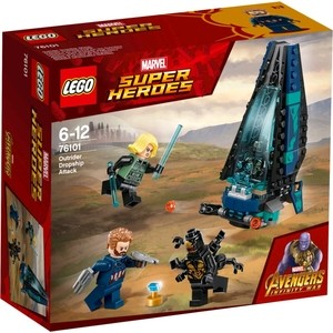 Конструктор Lego Super Heroes Атака всадников