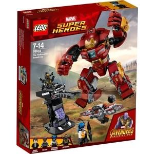 Конструктор Lego Super Heroes Бой Халкбастера