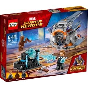 Конструктор Lego Super Heroes В поисках оружия Тора