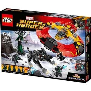 Конструктор Lego Super Heroes Решающая битва за Асгард