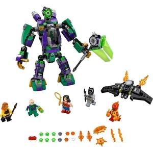 Конструктор Lego Super Heroes Сражение с роботом Лекса Лютора