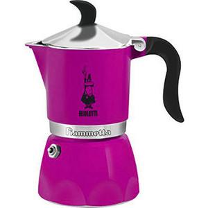 Кофеварка Bialetti Fiametta, 5352, 3 п., фиолетовый