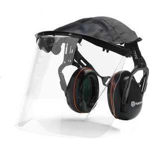 Наушники Husqvarna с незапотевающей маской (5056653-48) hаушники защитные с прозрачной маской из плексигласа