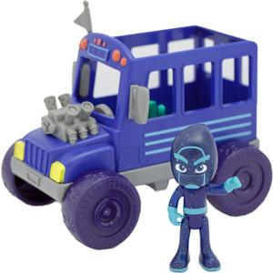 Игровой набор Росмэн Герои в масках фигурка и машина (33043)