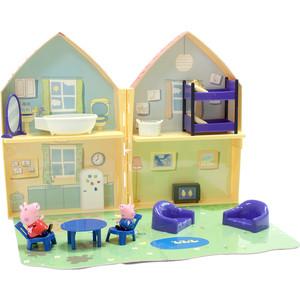 Игровой набор Росмэн Свинка Пеппа ''Домик свинки Пеппы'' 16 предметов (33848)