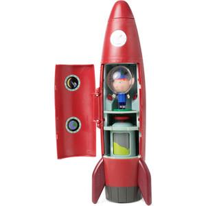 Игровой набор Росмэн Бен и Холли ''Ракета со звуком'' с фигуркой Бена (32702)