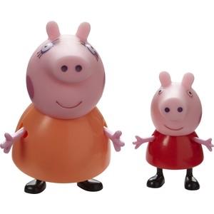 Игровой набор Росмэн Свинка Пеппа ''Семья Пеппы'' 2 фигурки (20837)