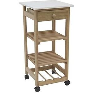Подставка кухонная Мебелик В 42Н бук