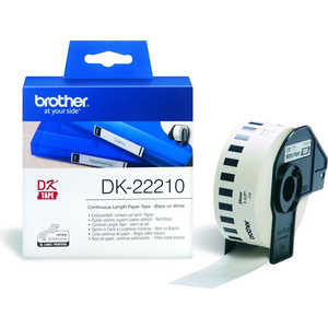 Лента Brother DK22210 vilaxh ql420 original print head for zebra ql 420plus ql 420 plus thermal printhead