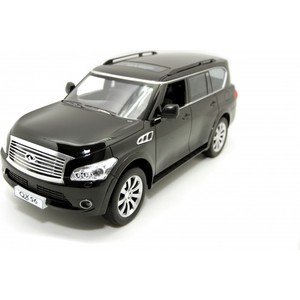 Машина на радиоуправлении Balbi Infiniti QX56 1/14 черный (HQ20126)