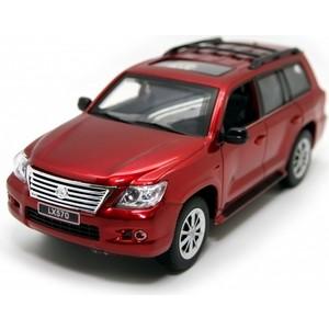 Машина на радиоуправлении Balbi Lexus LX 570 1/24 красный (HQ20130)