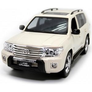 Машина на радиоуправлении Balbi Toyota land cruiser 1/14 бежевый (HQ20135)