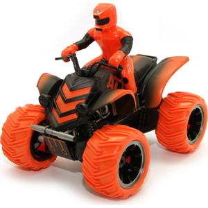 Машина на радиоуправлении Balbi Квадроцикл оранжевый (MTR-001-O)