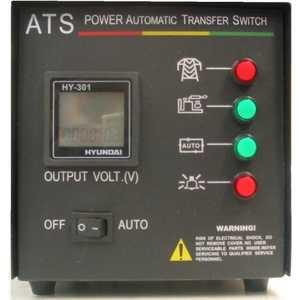Hyundai Система автоматического включения генератора для DHY6000LE ATS15 (220V)
