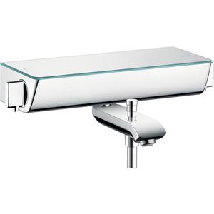 Термостат для ванны Hansgrohe Ecostat select бел/(13141400) термостат для ванны hansgrohe showertablet select 13151000