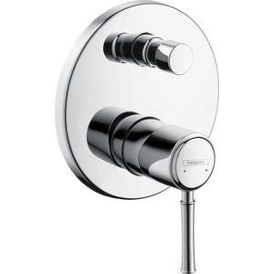 Смеситель для ванны Hansgrohe Talis classic к ibox universal (14145000) смеситель для ванны hansgrohe puravida к ibox universal 15445400
