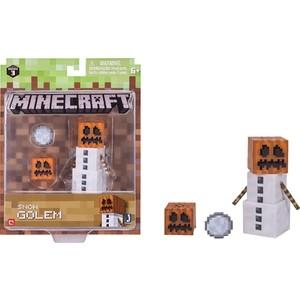 Игровой набор Minecraft Снежный Голем с аксессуарами (Т59987)
