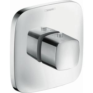 Термостат для душа Hansgrohe Puravida highflow см (15772000) держатель туалетной бумаги hansgrohe puravida для запасного рулона 41518000