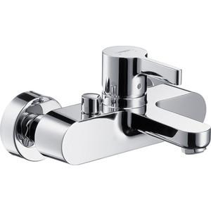 Смеситель для ванны Hansgrohe Metris S (31460000) смеситель однорычажный hansgrohe metris s 31460000