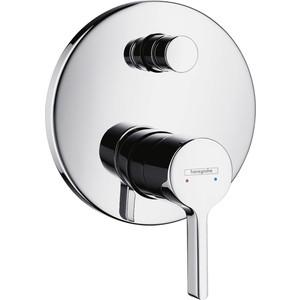 Смеситель для ванны Hansgrohe Metris S к ibox universal (31465000) смеситель для ванны hansgrohe puravida к ibox universal 15445400