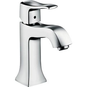 Смеситель для раковины Hansgrohe Metris classic (31075000) hansgrohe metris classic 31478000 для ванны с душем