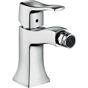 Смеситель для биде Hansgrohe Metris classic (31275000) hansgrohe metris classic 31478000 для ванны с душем