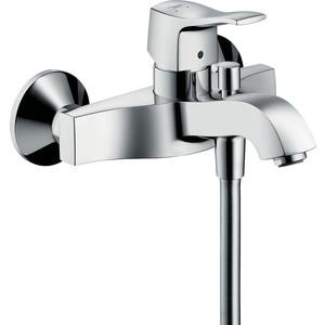 Смеситель для ванны Hansgrohe Metris classic (31478000) hansgrohe metris classic 31478000 для ванны с душем