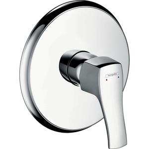 Смеситель для душа Hansgrohe Metris classic к ibox universal (31676000) смеситель для ванны hansgrohe puravida к ibox universal 15445400