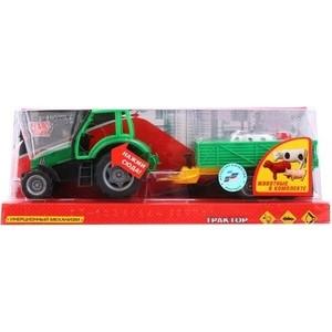 Модель машины Технопарк трактор (CT1026(SL489BP))