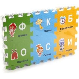 Мягкий пол Играем вместе ''фиксики'' с вырезанными буквами (FS-ABC-FIX)