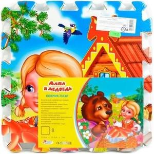 Мягкий пол Играем вместе ''машенька и медведь'' 8 сегментов (FS-MMRUS)