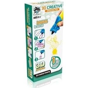 3D-ручка FITFUN TOYS детская, цвет желтый (1CSC20003398)