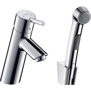 Смеситель для раковины Hansgrohe Talis S 2 с гигиеническим душем (32140000) смеситель hansgrohe talis s 300 72820000