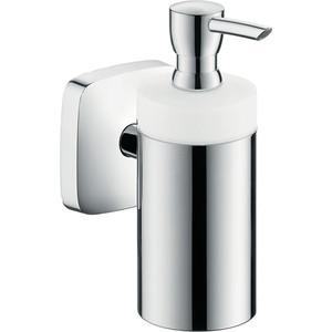 Диспенсер Hansgrohe PuraVida (41503000) держатель туалетной бумаги hansgrohe puravida для запасного рулона 41518000