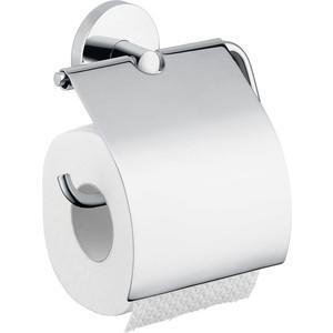 Держатель туалетной бумаги Hansgrohe Logis (40523000) держатели для туалетной бумаги wess держатель для туалетной бумаги закрытый istad