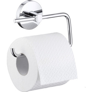 Держатель туалетной бумаги Hansgrohe Logis (40526000) держатель туалетной бумаги hansgrohe puravida для запасного рулона 41518000