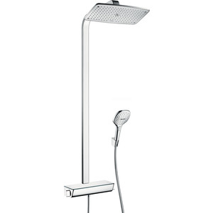 Душевой набор Hansgrohe Raindance select showerpipe 360 (27112000) душевая система hansgrohe raindance select showerpipe 360 27112000